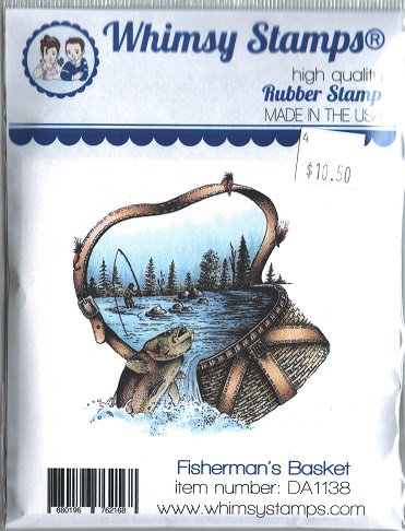 FISHERMANS BASKET  DA1138