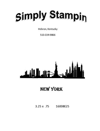 1600825 NEW YORK