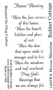 HOUSE BLESSING