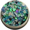 LILAC LANE PARTY TIME SEQUINS TIN