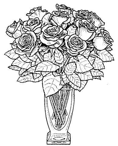 ROSE BOUQUET  FL3018