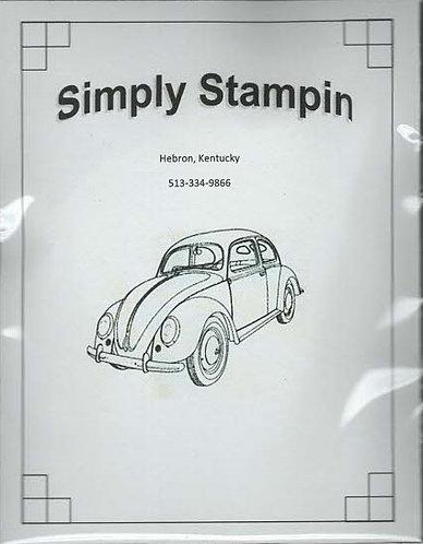 1800701 VW BEETLE