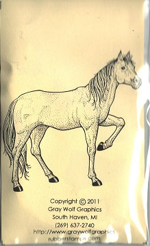 HORSE  ANL1092