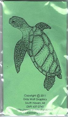 GREEN SEA TURTLE     ANL1082