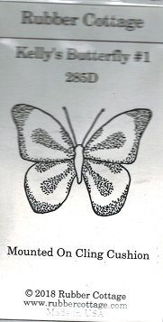 KELLY'S BUTTERFLY 1
