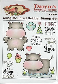 HIPPO BIRDY TO YOU