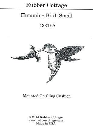 HUMMING BIRD  SM
