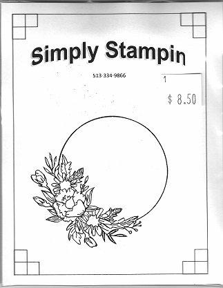 1902104 FLOWER CIRCLE