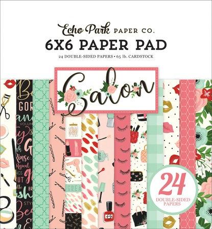 SALON 6X6 PAPER PAD SAL196023