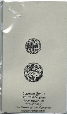 DIME & NICKEL   MS8004  03
