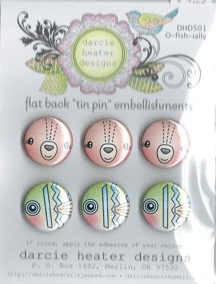 O-FISH-IALLY TIN PIN