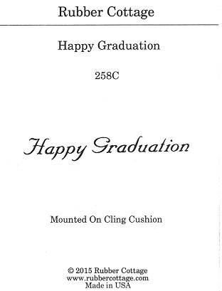 HAPPY GRADULATION