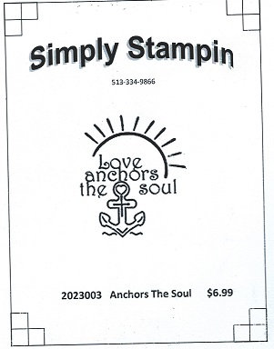 2023003 ANCHORS THE SOUL