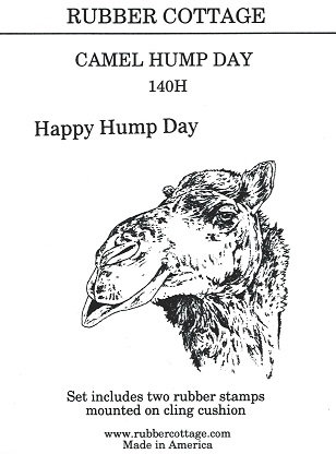CAMEL HUMP DAY