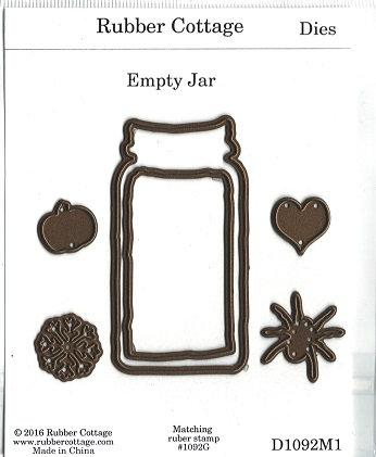 EMPLY JAR DIE