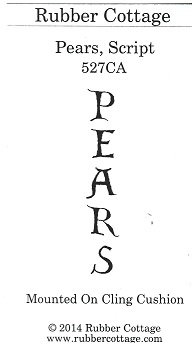 PEARS SCRIPT