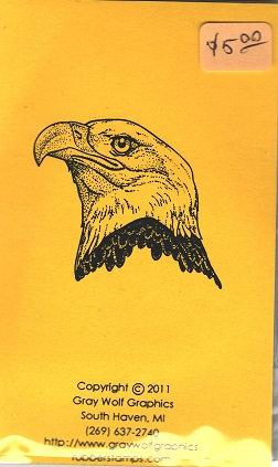 EAGLE PORTRAIT 1