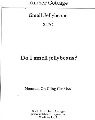 SMELL JELLYBEANS