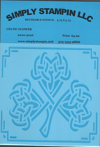 CELTIC FLOWER