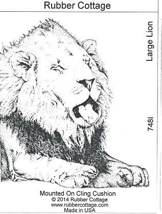 LARGE LION