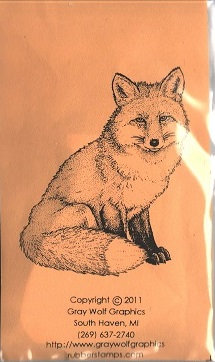 RED FOX  ANL1085