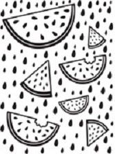 WATERMELON BACKGROUND
