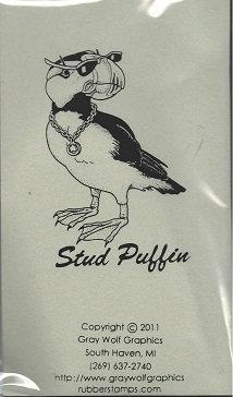 STUD PUFFIN