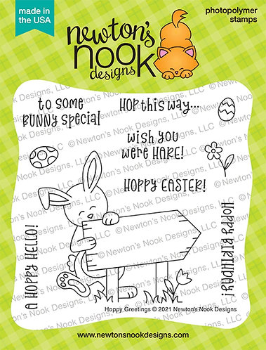 Hoppy Greetings