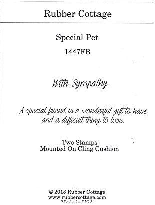SPECIAL PET