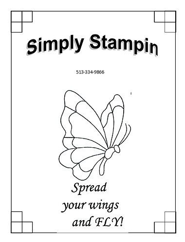1901201 SPREAD YOUR WINGS