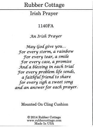 IRISH PRAYER