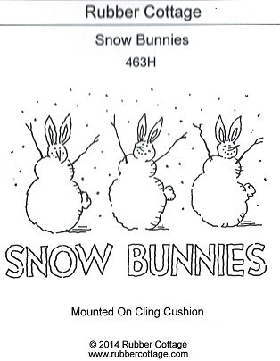 SNOW/BUNNIES