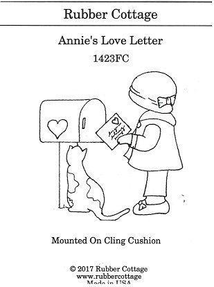 ANNIE'S LOVE LETTERS