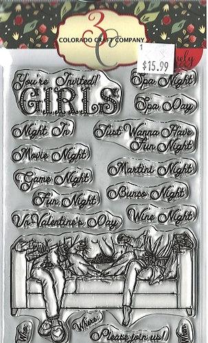 LL225 GIRLS NIGHT IN