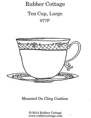 TEA CUP LG