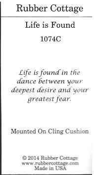 LIFE FOUND
