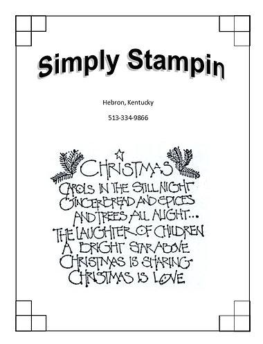 1500626 CHRISTMAS IS LOVE