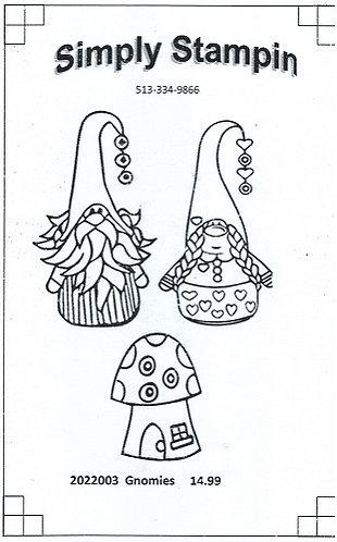 2022003  GNOMIES