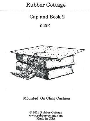 CAP & BOOK 2