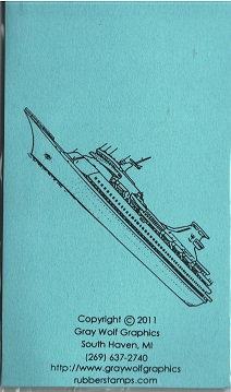 CRUISE SHIP  BT  2507