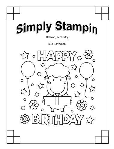 1800604 HAPPY BIRTHDAY EWE
