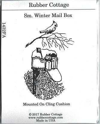SM WINTER MAILBOX