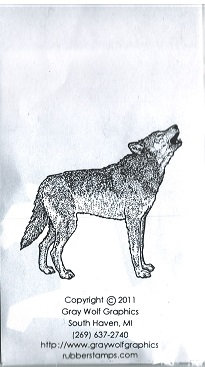 HOWL WOLF  ANL1025