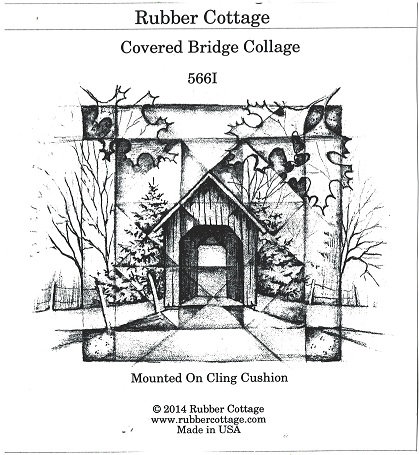 COVERED BRIDGE COLLAGE