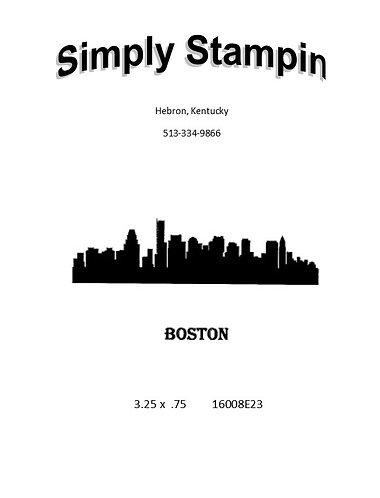 1600823 BOSTON