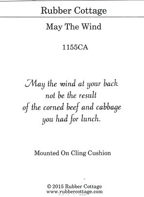 MAY THE WIND
