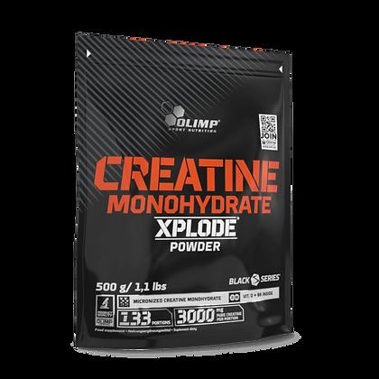 Creatine Monohydrate Xplode Powder - 500g