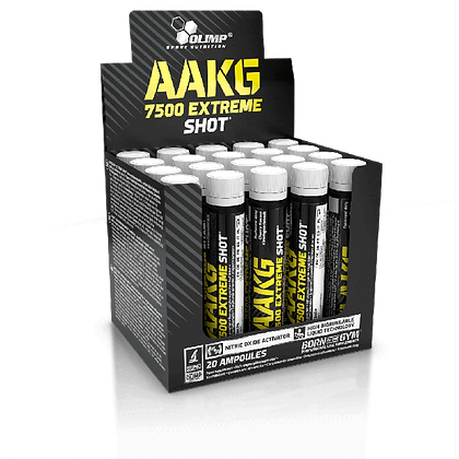AAKG 7500 EXTREME SHOT - 25 ML
