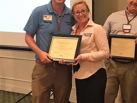 Hugh Mays, BNI Chapter Member of the Year for the 2nd Year in a Row!