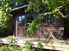 Crackpot Cottage Log Cabin